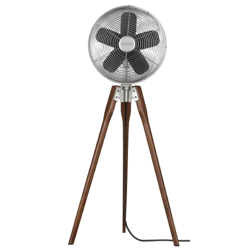 Fanimation Fans Floor Fan in Satin Nickel Finish FP8014SN