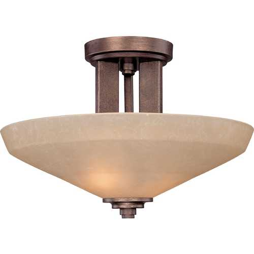 Dolan Designs Lighting Semi-Flush Ceiling Light 2705-90