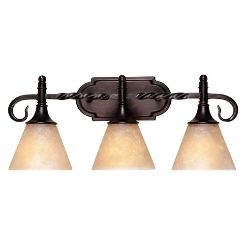 Savoy House Savoy House English Bronze Bathroom Light 8-1683-3-13