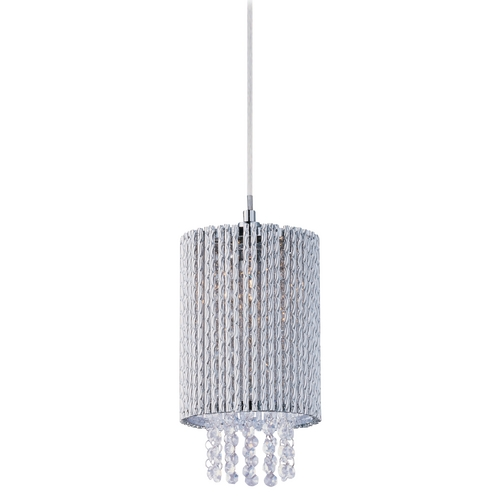 ET2 Lighting Modern Mini-Pendant Light with Clear Glass E23140-10PC