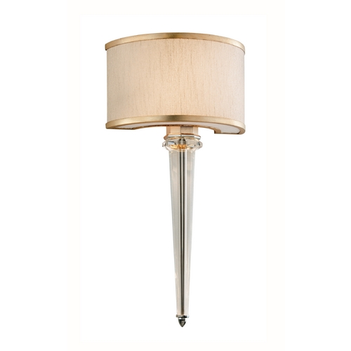 Corbett Lighting Corbett Lighting Harlow Tranquility Silver L Sconce 166-12