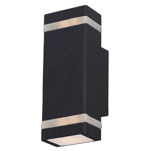 Maxim Lighting Maxim Lighting Lightray Architectural Bronze LED Sconce 86129ABZ