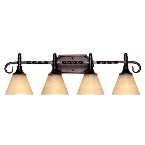 Savoy House Savoy House English Bronze Bathroom Light 8-1683-4-13