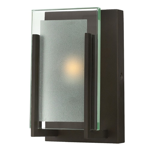 Hinkley Lighting Hinkley Lighting Latitude Oil Rubbed Bronze Sconce 5650OZ