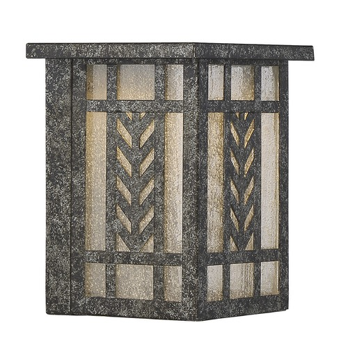 Savoy House Savoy House Lighting Waterton Graphite LED Outdoor Wall Light 5-300-78