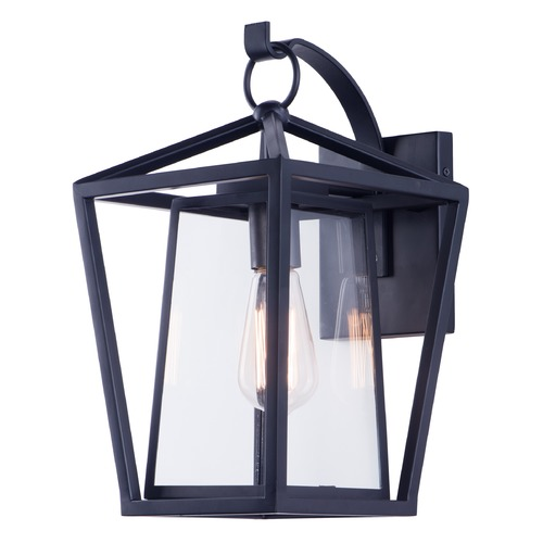 Maxim Lighting Maxim Lighting Artisan Black Outdoor Wall Light 3175CLBK