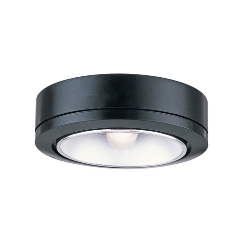 Sea Gull Lighting Sea Gull Lighting Black Puck Light 9858-12