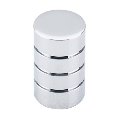 Top Knobs Hardware Modern Cabinet Knob in Polished Chrome Finish M577