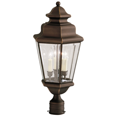 Kichler Lighting Kichler Outdoor Post Light 9931OZ