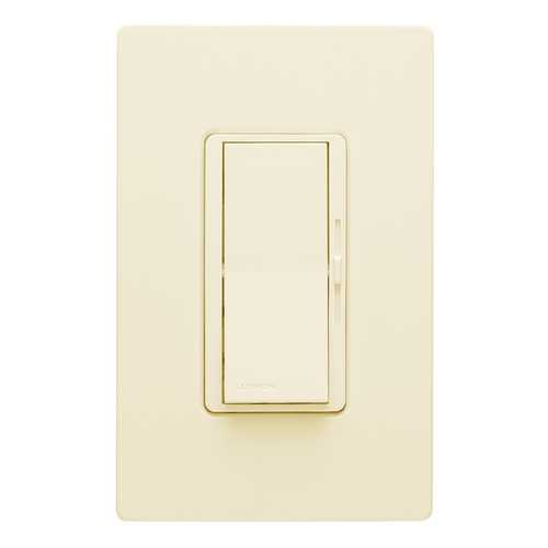Lutron Dimmer Controls 600-Watt Incandescent Dimmer Switch DVSC-600P-BI