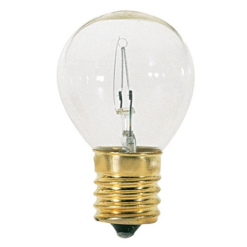 Satco Lighting 40-Watt High Intensity Light Bulb with Intermediate Base S3629