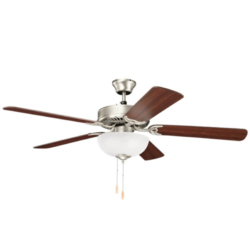 Kichler Lighting Kichler Lighting Basics Ceiling Fan with Light 403NI7