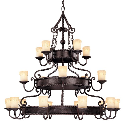 Savoy House Savoy House Slate Chandelier 1-2239-20-25