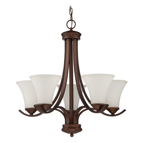 Jeremiah Lighting Jeremiah Lighting Arabella Old Bronze Chandelier 38225-OB