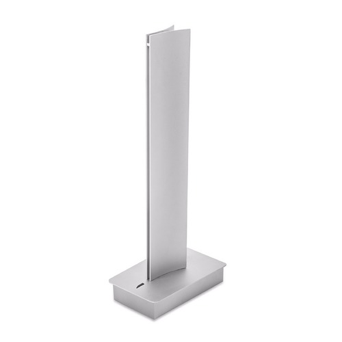 Holtkoetter Lighting Volare Brushed Aluminum LED Table Lamp 7125LEDBA