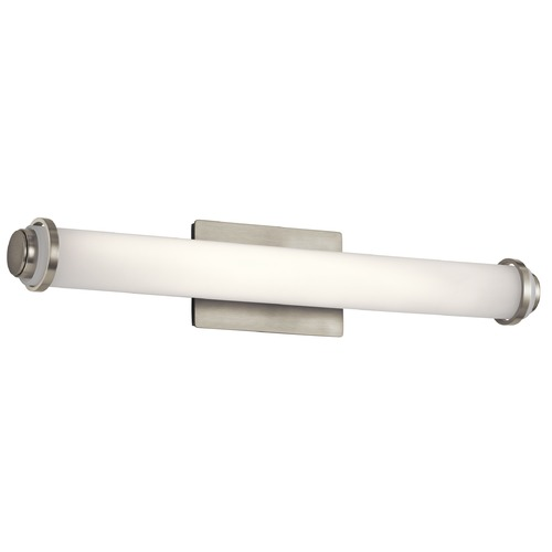Elan Lighting Elan Lighting Marais Brushed Nickel LED Bathroom Light 83752