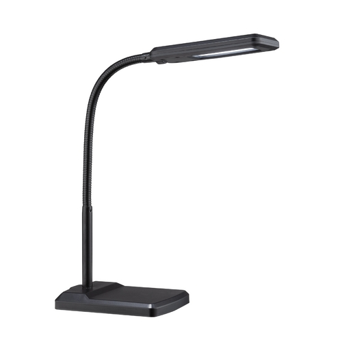 Lite Source Lighting Lite Source Lighting Zaiden Black LED Desk Lamp LS-22007BLK