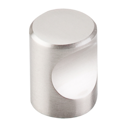 Top Knobs Hardware Modern Cabinet Knob in Brushed Satin Nickel Finish M579