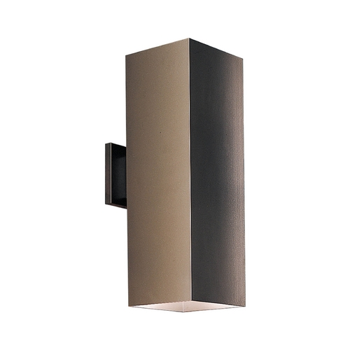 Progress Lighting Progress Outdoor Wall Light in Antique Bronze Finish P5644-20