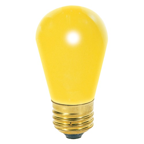Satco Lighting Incandescent S14 Light Bulb Medium Base 130V by Satco S3960