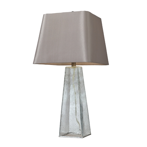 Dimond Lighting Table Lamp with Square Grey Shade D146