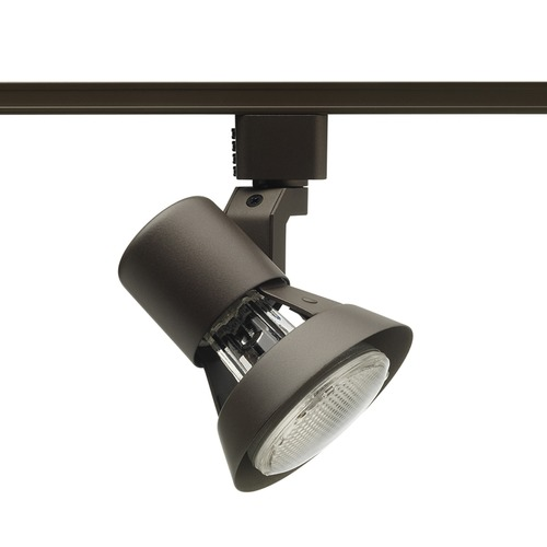 Juno Lighting Group Modern Track Light Head in Painted Bronze Finish R531 BZ