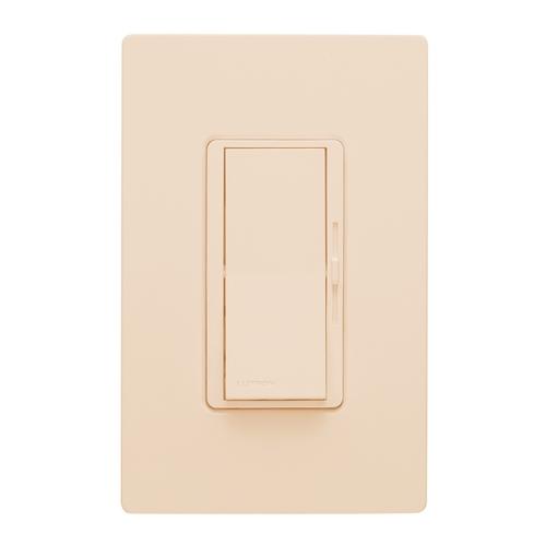 Lutron Dimmer Controls 600-Watt Incandescent Dimmer Switch DVSC-600P-ES