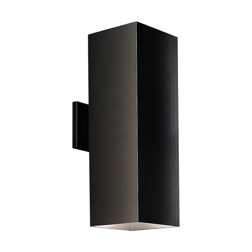Progress Lighting Progress Outdoor Wall Light in Black Finish P5644-31