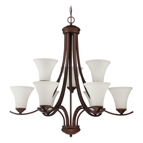 Craftmade Lighting Craftmade Arabella Old Bronze Chandelier 38229-OB