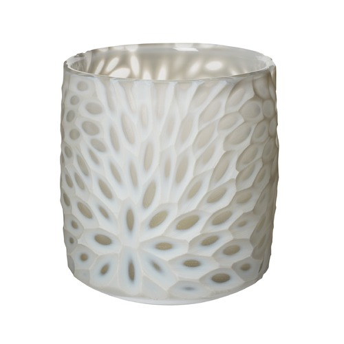 Dimond Home Milk Bouquet Cut Votive 464056