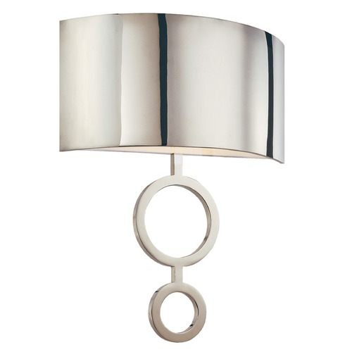 Sonneman Lighting Sonneman Dianelli Polished Nickel Sconce 1881.35F