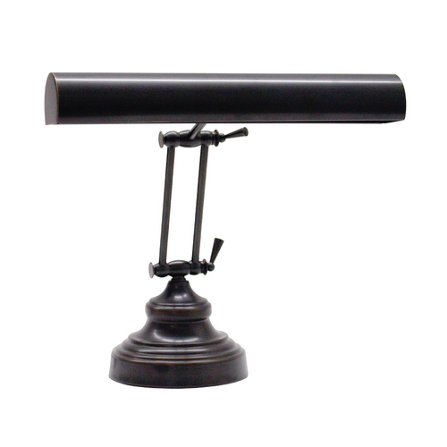 House of Troy Lighting Piano / Banker Lamp in Oil Rubbed Bronze Finish AP14-41-91