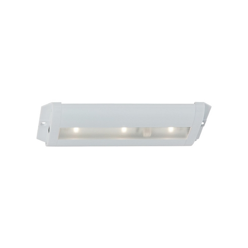 Sea Gull Lighting Sea Gull Lighting Ambiance White 7-Inch LED Linear Light 98600SW-15