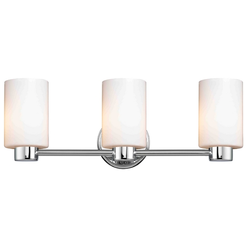 Design Classics Lighting Design Classics Aon Fuse Chrome Bathroom Light 1803-26 GL1028C