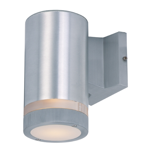 Maxim Lighting Maxim Lighting Lightray Brushed Aluminum LED Sconce 86110AL