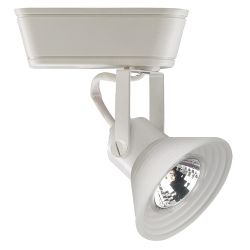 WAC Lighting Wac Lighting White Track Light Head LHT-866L-WT