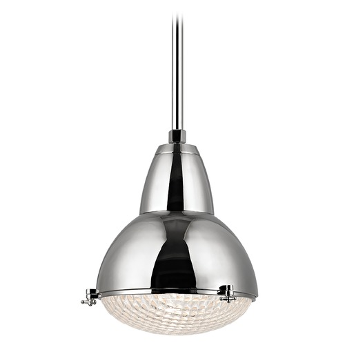 Hudson Valley Lighting Hudson Valley Lighting Belmont Polished Nickel Pendant Light 8117-PN