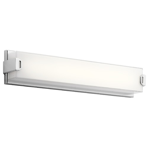 Elan Lighting Elan Lighting Xeo Chrome LED Bathroom Light 83827