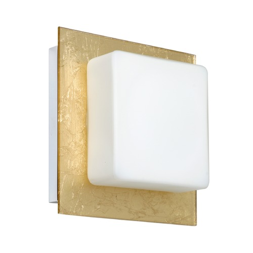 Besa Lighting Besa Lighting Alex Chrome Sconce 1WS-7735GF-CR