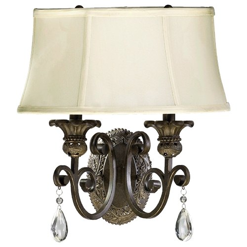 Quorum Lighting Quorum Lighting Fulton Classic Bronze Wall Lamp 5532-254