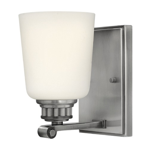 Hinkley Lighting Hinkley Lighting Annette Polished Antique Nickel Sconce 53320PL