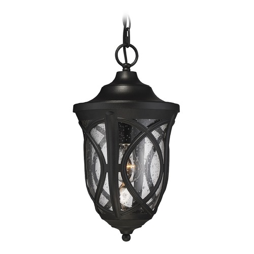 Savoy House Savoy House Lighting Highgate Black Outdoor Hanging Light 5-312-BK