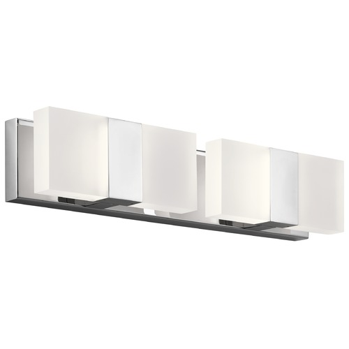 Elan Lighting Elan Lighting Haiden Chrome LED Bathroom Light 83849