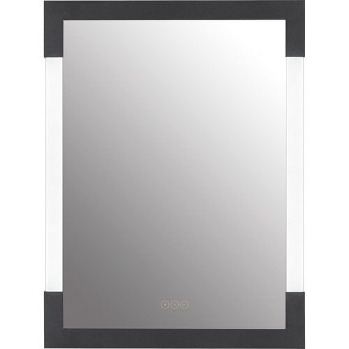 Quoizel Lighting Fowler Rectangle 23.5-Inch Illuminated Mirror QR5199
