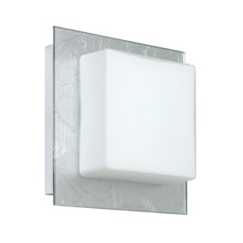 Besa Lighting Besa Lighting Alex Chrome Sconce 1WS-7735SF-CR