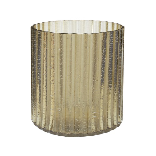 Dimond Home Champagne Fizz Fluted Votive - Small 464064