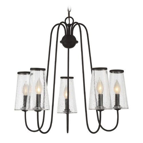 Savoy House Savoy House Lighting Oleander English Bronze Outdoor Chandelier 1-4000-5-13