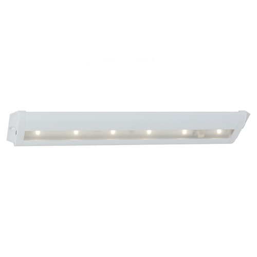 Sea Gull Lighting Sea Gull Lighting Ambiance White 13-Inch LED Linear Light 98601SW-15