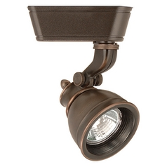 WAC Lighting Antique Bronze Low Voltage Track Light For L-Track