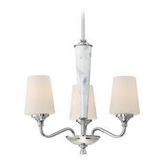 Designers Fountain Lusso Chrome Mini-Chandelier